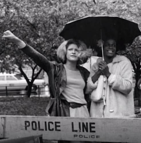 Sylvia Rivera ja Marsha P. Johnson